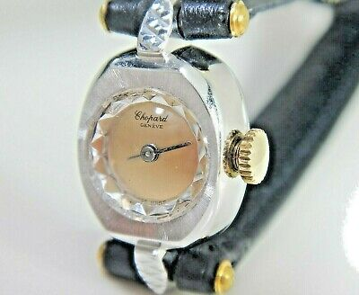 CHOPARD & Cie | Women's Watch | New Dial | New Case | New Leather Strap | 8