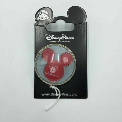 Disney Parks Pin Pink Mickey Mouse Balloon Walt Disney Wold  New In Package