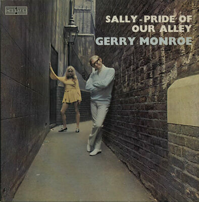 Gerry Monroe Sally-Pride Of Our Lady UK vinyl LP album record CHS806 CHAPTER 1