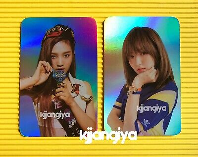 Red Velvet Summer Magic SMTOWN Giftshop Official Hologram Photocard ONLY