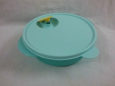 Tupperware - Crystalwave divider dish/ Microwave Bowl- New- Free shipping