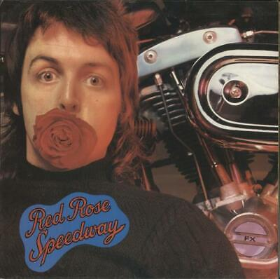 Red Rose Speedway - 1st ... Paul McCartney and Wings UK vinyl LP  record