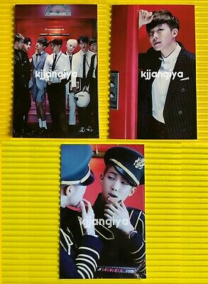 BTS Rapmonster Jhope Group Young Forever 1st Press Dope Official Photocard