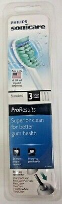 Philips Sonicare ProResults Standard Replacement Brush Heads - HX6013 - 3 ct.