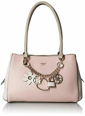 GUESS TRUDY GIRLFRIEND Satchel (White) $129.80 | PicClick