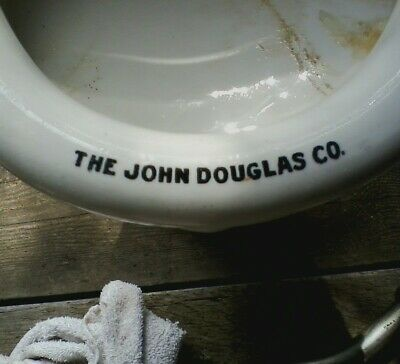 Genuine John Douglas toilet