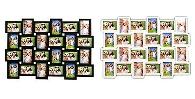 24 Multi Aperture Wall Mount Photos Pictures Frame Memories Home decoration New