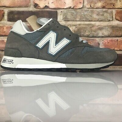 New Balance 1300 M1300CLS Gray Blue Size 10 Men's Shoes Casual 2E Made In USA