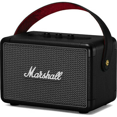Marshall Kilburn II Portable Bluetooth Speaker - Water Resistant - 1002634
