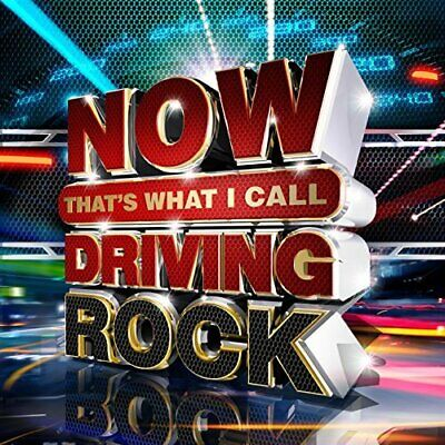 Various Artists-Now Thats What I Call Driving Rock (UK IMPORT) CD NEW