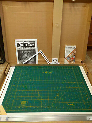 Alto's QuiltCut Fabric Cutting System - UNUSED IN BOX