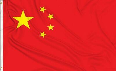 Large Chinese China Flag CN Heavy Duty Outdoor 90 X 150 CM - 3ft x 5ft