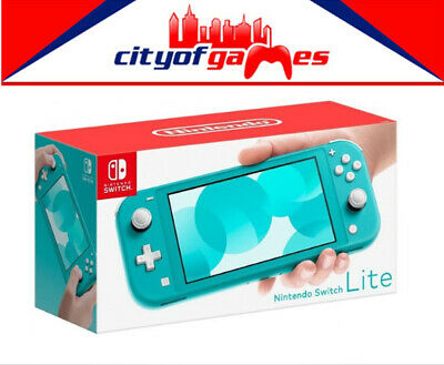 Nintendo Switch Lite Console Turquoise Brand New