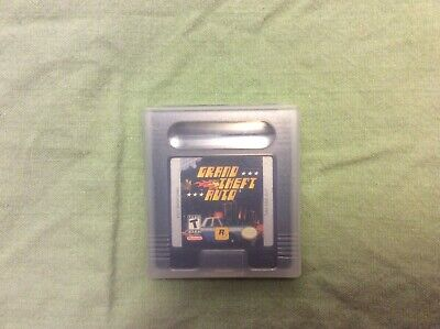 Grand Theft Auto - Gameboy color
