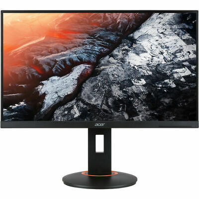 "Acer XF 24.5"" Widescreen Monitor Display AMD FreeSync 1920x1080 1ms GTG 144Hz"