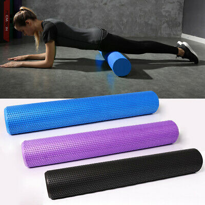Pilates Foam Roller Long Physio Yoga Fitness GYM Exercise Training 30/45/60/90CM