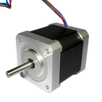 1.8 Degree 42mm NEMA17 2 Phase 4-wire Stepper Motor For 3D Printer Or CNC Hot UK