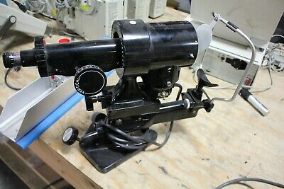 BAUSCH & LOMB Keratometer Ophthalmometer 71-25-35
