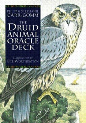 The Druid Animal Oracle Deck only