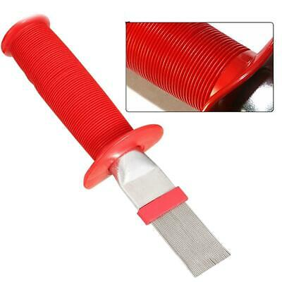 Refrigeration HVAC Fin Comb Straightening Cleaning Brush Rake Cleaner Tools