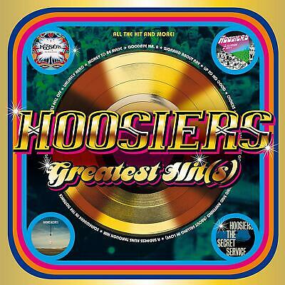 The Hoosiers - Greatest Hits [CD] Sent Sameday*
