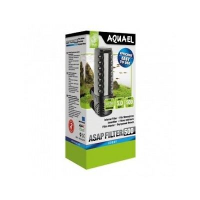 Aquael Internal Filter Asap 500 Fish Tank Filter Pump