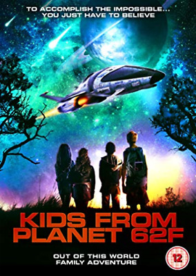 Kids From Planet 62F (UK IMPORT) DVD NEW