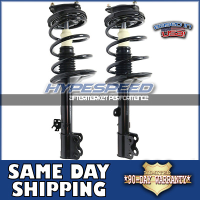 2001 For Toyota RAV4 Front Complete Struts Assembly x 2 Note: AWD