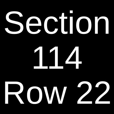 3 Tickets Detroit Lions @ Green Bay Packers 10/14/19 Lambeau Field Green Bay, WI
