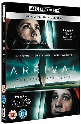 Arrival (4K with Blu-ray) [UHD]