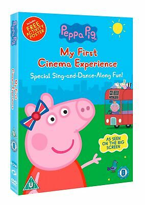 Peppa Pig: My First Cinema Experience [DVD]