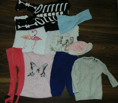Childrens Clothing X9 Bundle Mixed Genders Mixed Ages Nike H&M Next