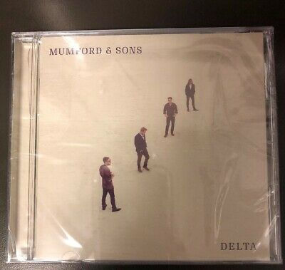 Mumford & Sons Original CD 2018 Delta BRAND NEW and FACTORY SEALED