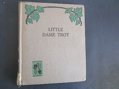 Little Dame Trot By Mary Agnes Byrne From 1904