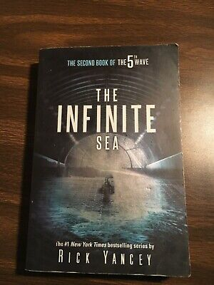THE 5TH WAVE: The Infinite Sea 2 by Rick Yancey (Hardcover