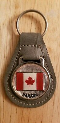 Vintage Canada Key Chain. New old stock.