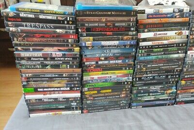 Wholesale Lot Of 160 Dvds(see description for all titles)