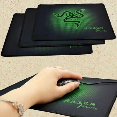 For Laser Optical Mice Computer Laptop Desktop PC Gaming MOUSE PAD MAT Mousepad