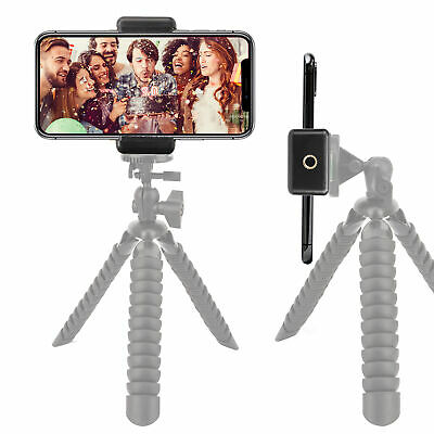Universal Smartphone Tripod Mount Holder Adapter Mobile Phone Monopod Bracket