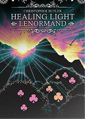 Healing Light Lenormand 36 full colour oracle cards and instruction booklet