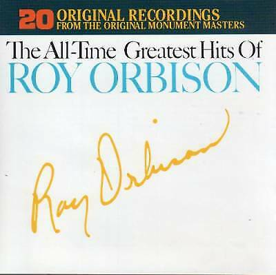 The All-Time Greatest Hits of Roy Orbison by Orbison, Roy