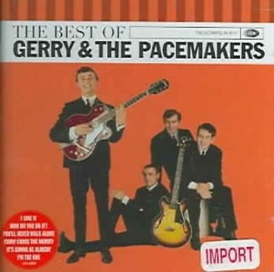 Gerry  The Pacemakers - Very Best Of,The - CD