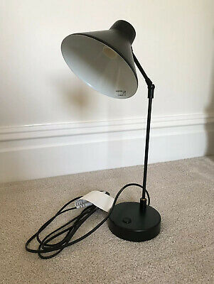 Desk Lamp Habitat Bobby Made From Polished Steel Perfect For Reading /& Studying