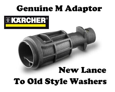 KARCHER K 520 M PLUS K 568 MD K 570 MD M Adaptor New Lance To Old Style Washers