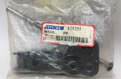 Morse 125251 Roller Chain Connecting Link 80-5 O/L