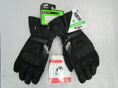 Furygan Quartz Mens Winter Weather Resistant Gloves Ride Recommended