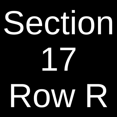 2 Tickets US Open Tennis Championship: Grandstand Session 7 - 8/29/19