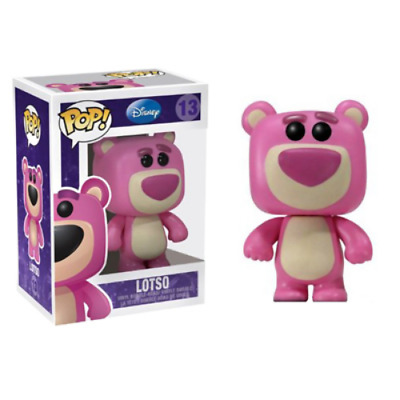 New FUNKO POP Story 3 LOTSO Vinyl Action Figures Model Toys Exclusive Hot Sale