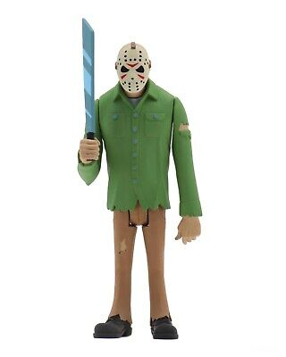"Toony Terrors - Friday the 13th - 6"" Scale Action Figure- Stylized Jason - NECA"