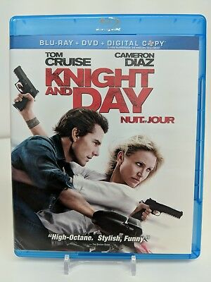 Knight and Day Blu-ray Disc Bilingual Bluray